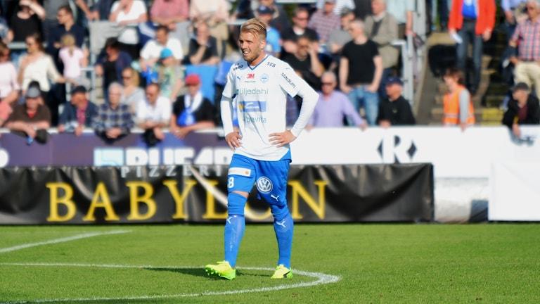 Simon Nilsson, IFK Värnamo.