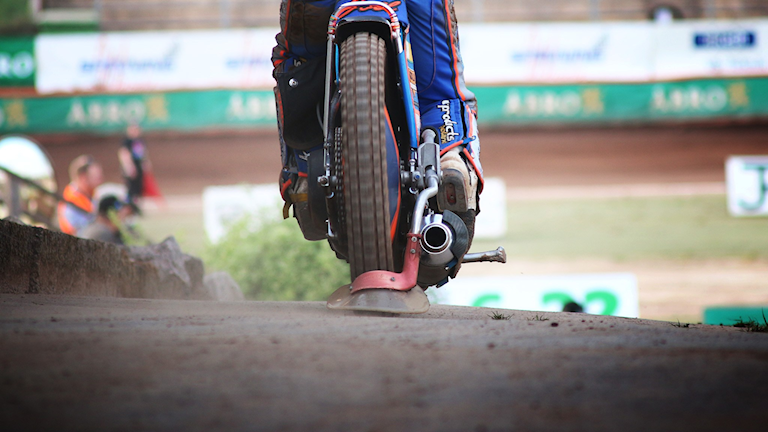 Speedwaycykel.