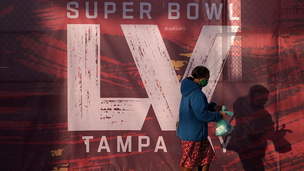 Super Bowl Football LV