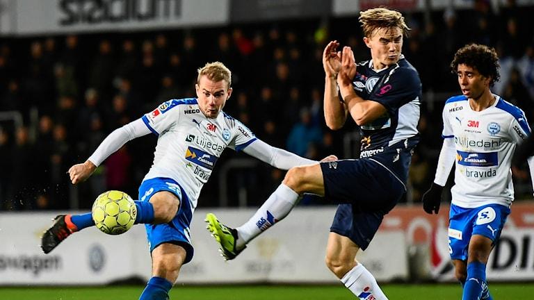 IFK Värnamo mot Gefle.