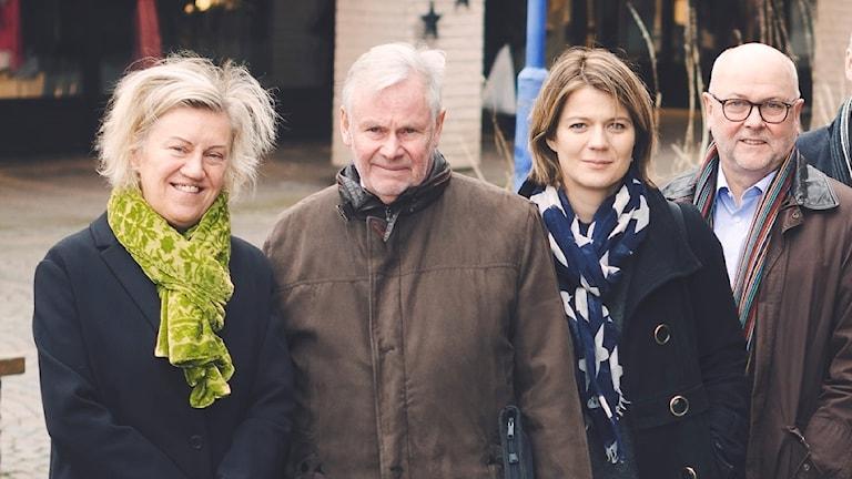Socialdemokraterna riksdagslista Ödebrink Persson Haraldsson