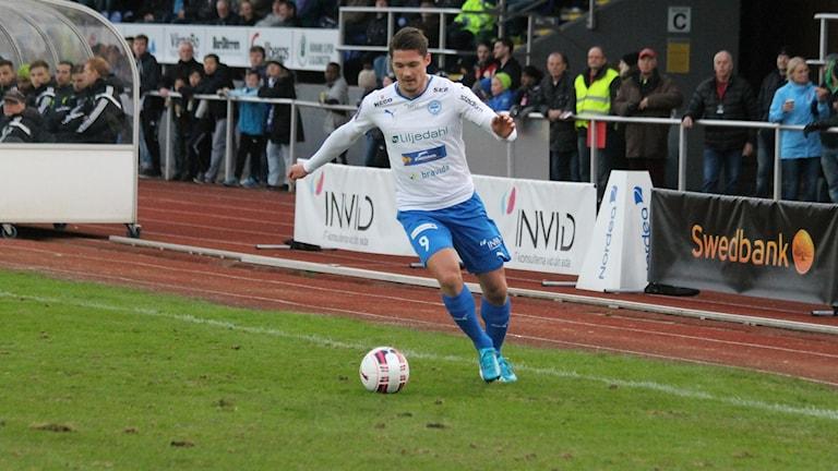 Pär Cederqvist, IFK Värnamo.