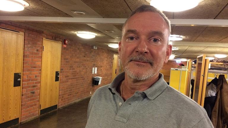 Ola Helt, en av skaparna till Demokraterna i Jönköping.
