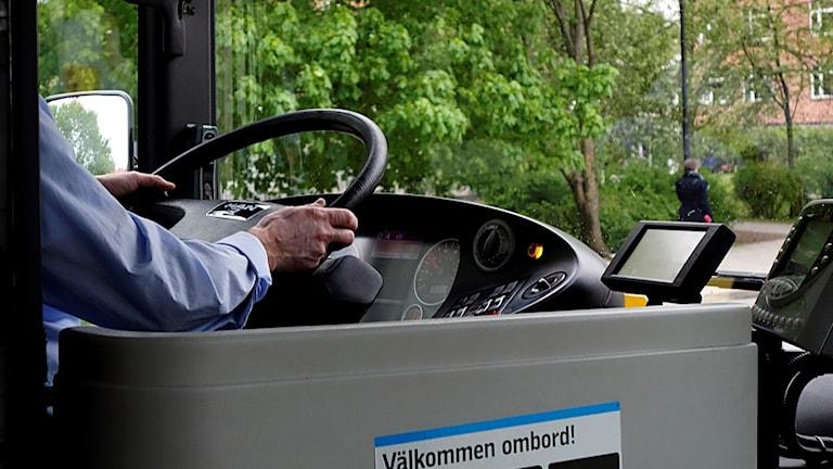 Busschaufför.