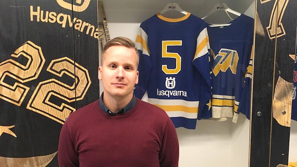 Christoffer Davidsson. Foto: