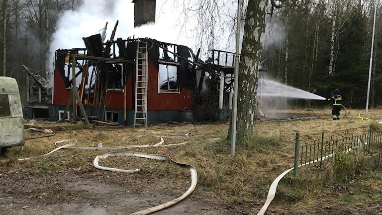 Branden Villa Vetlanda