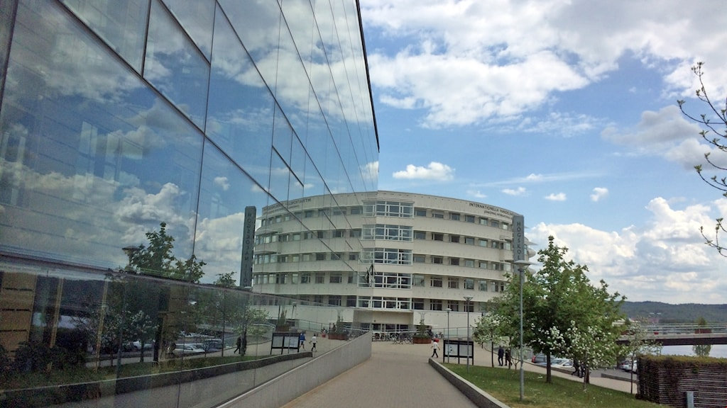 Högskolan i Jönköping.