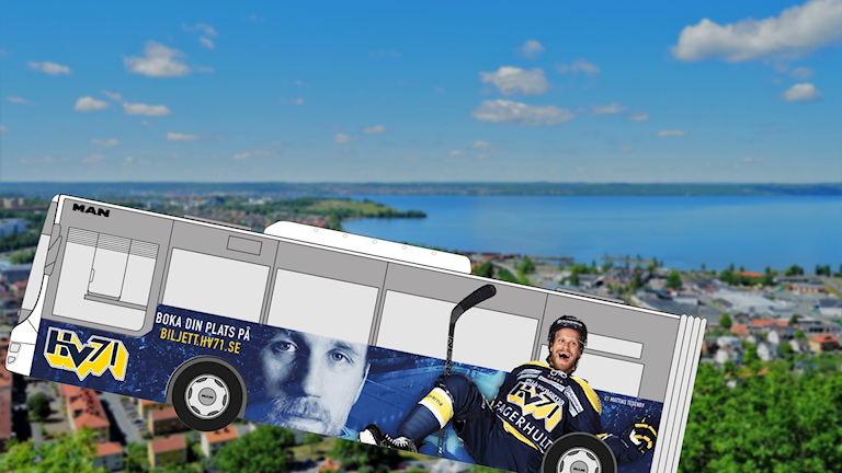 Tedenby blir kvar på bussen