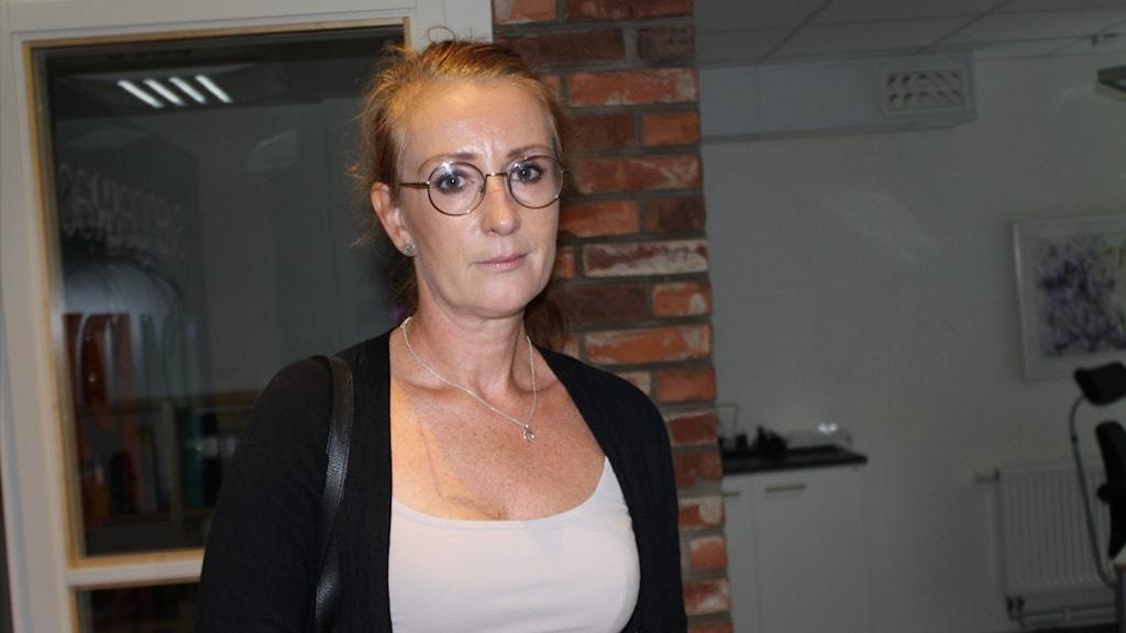 Marie Johansson Flyckt.