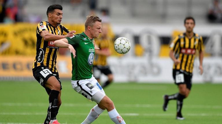 Joakim Karlssons J-Södra räckte inte till mot Häcken.