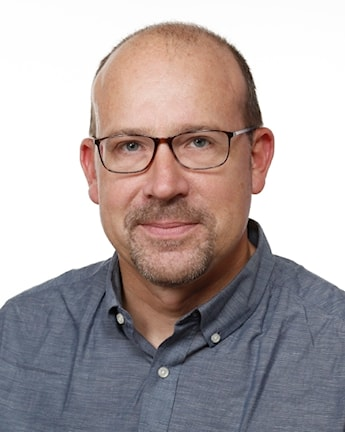 Niklas Ekman är VD för Recyctec