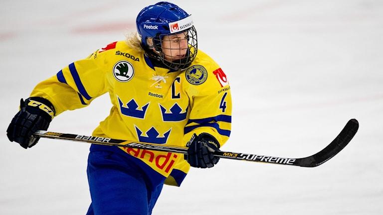 Jenni Asserholt i HV71.