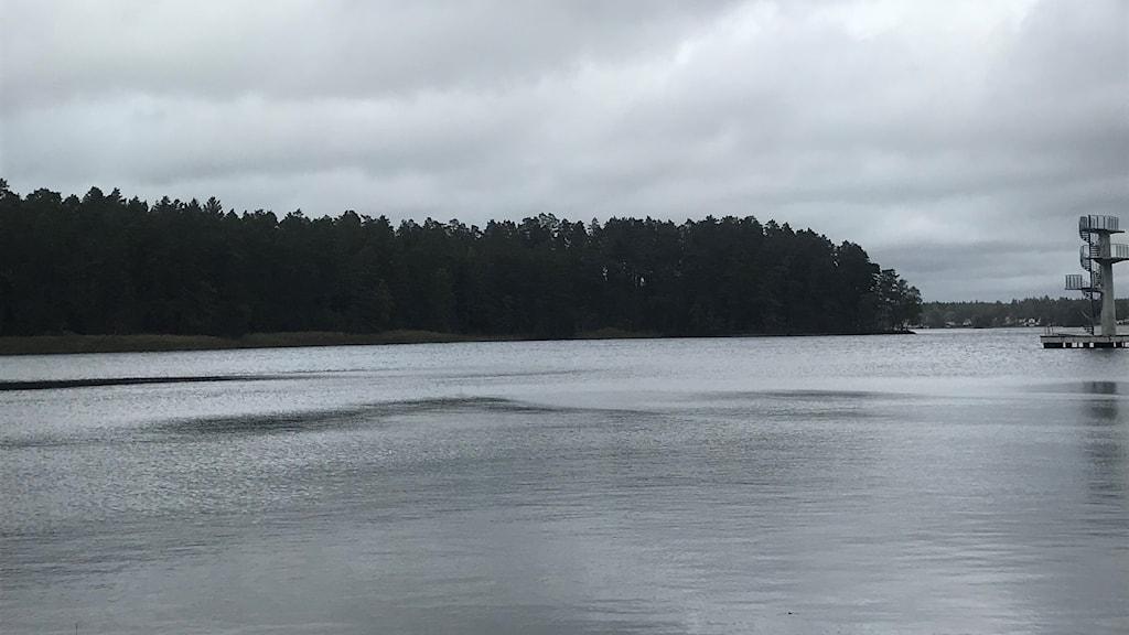 Kärleksudden i Mullsjö