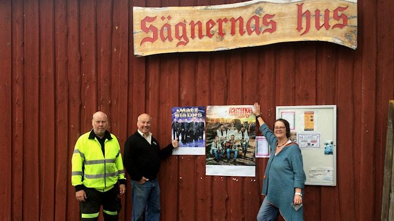 Foto: Tommy Alexandersson/Sveriges Radio