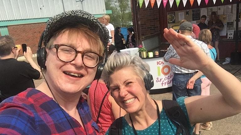 Sanna och Malte Bredaryd