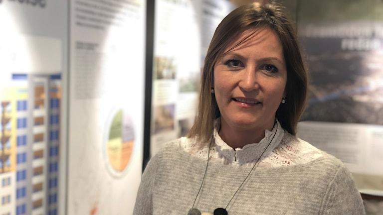 Anna Klahr, bygglovchef i Jönköpings kommun.