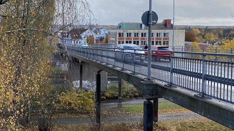 Viadukten i Väranmo.