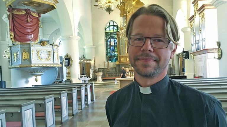 Richard Thörn, präst.