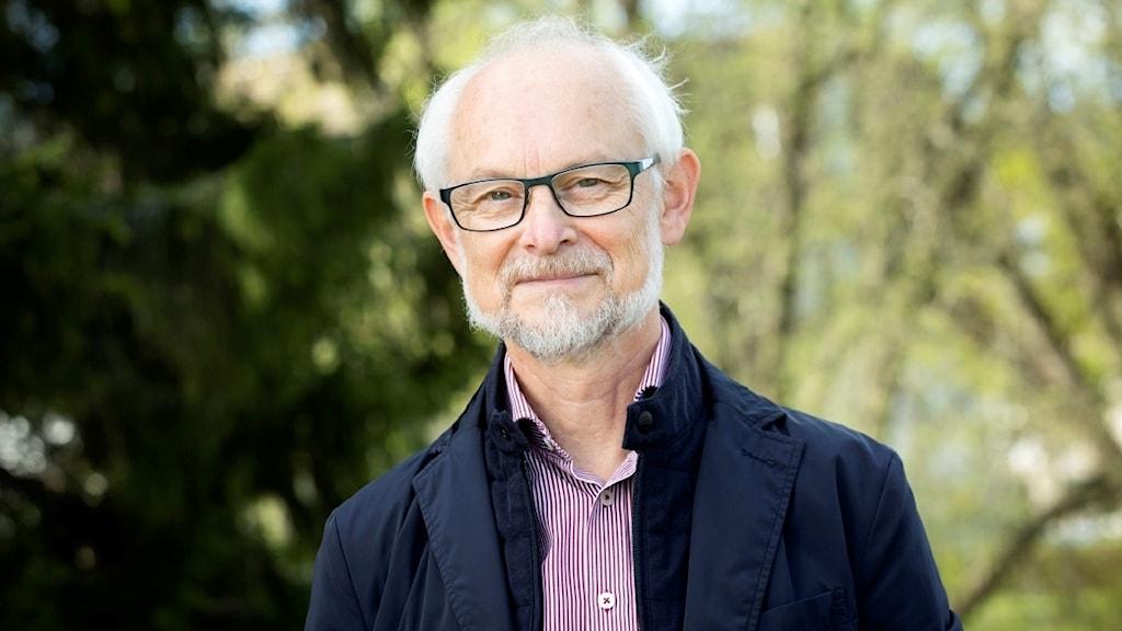 Bild på Dan Larhammar, Uppsala universitet