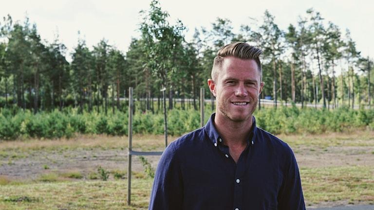 Tommy Thelin gör sin 302:a match mot Häcken.