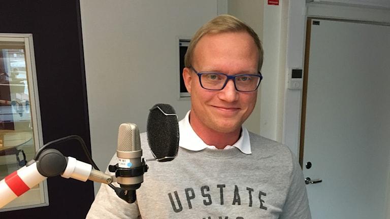 Oscar Henrysson från Eksjö
