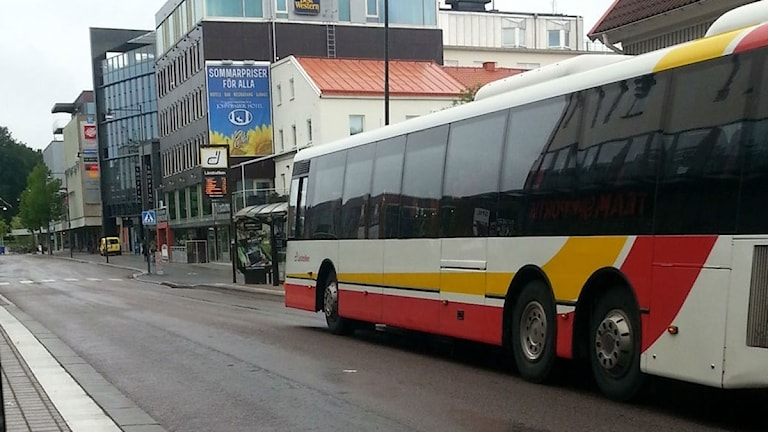 Buss, Jönköpings länstrafik