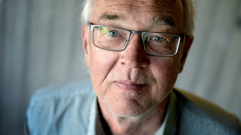 Nils Funcke, yttrandefrihetsexpert.