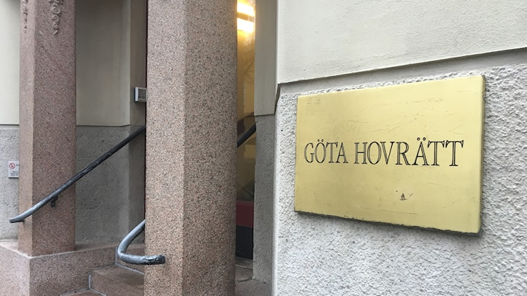 Göta Hovrätt.