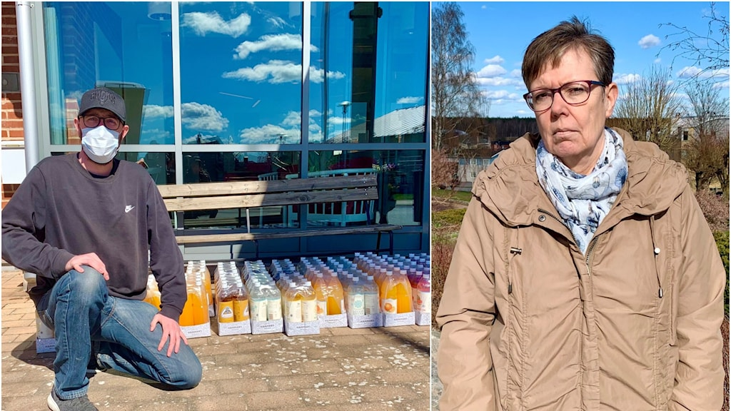 Gislaveds kommuns beslut om att ta bort all läsk på äldreboendena skapar debatt.