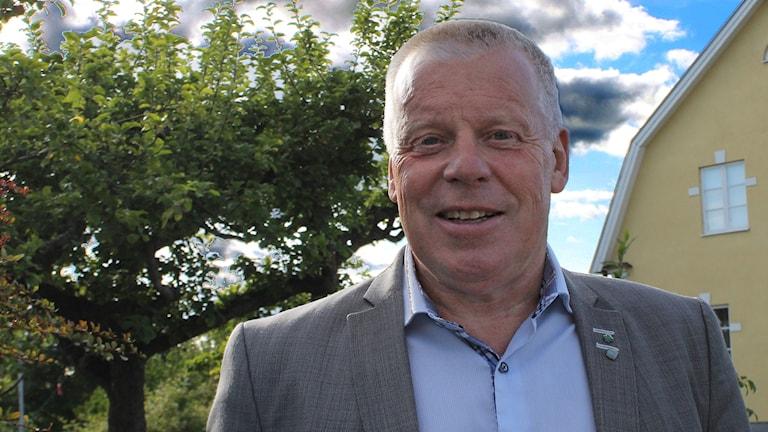 Hans-Göran Johansson (C), kommunstyrelsens ordförande i Värnamo.