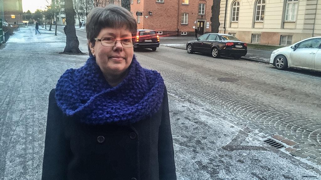 Petra Wagman, universitetslektor i arbetsterapi vid Hälsohögskolan i Jönköping.