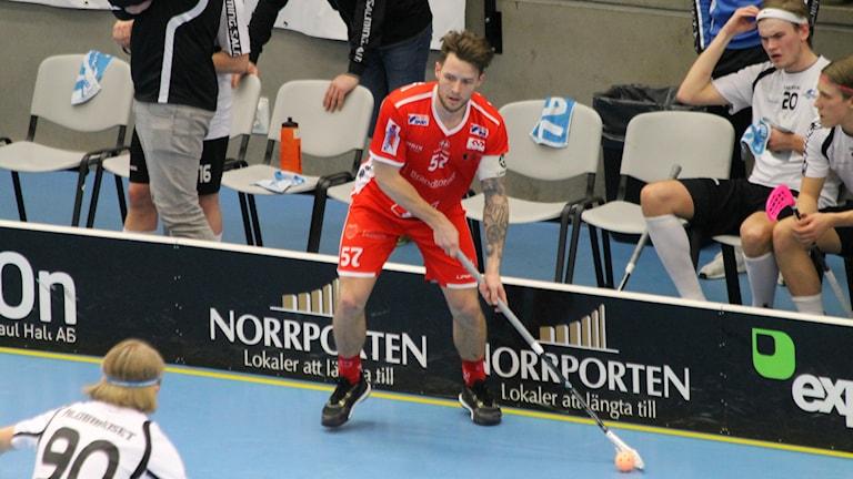 Rickard Hessmer lagkapten i JIK.