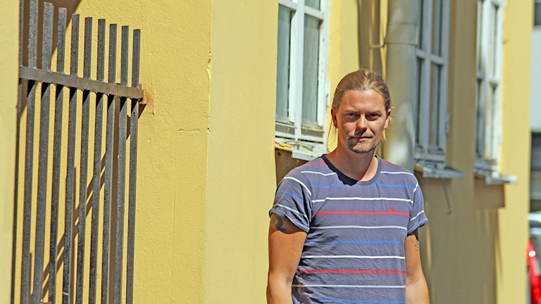 Anders Larsson - Jake Steelglove.
