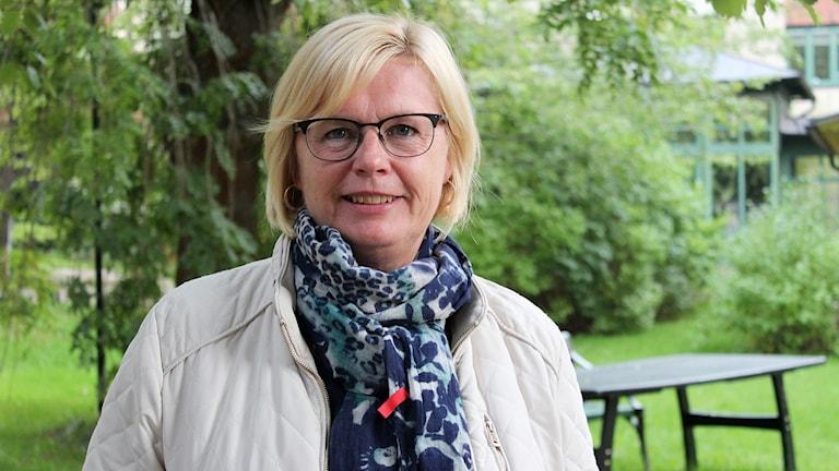Ann-Marie Nilsson.