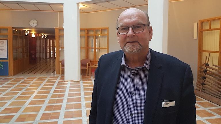 Lars Erik Fälth kommunalråd (C) Aneby kommun