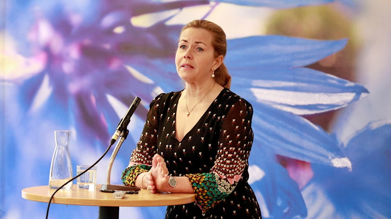Cecilia Wikström, liberal EU-parlamentariker.