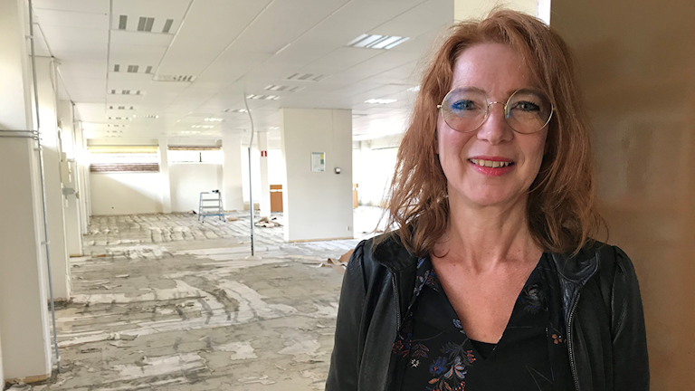 Ulla Solsmo bibliotekschef i Vingåker