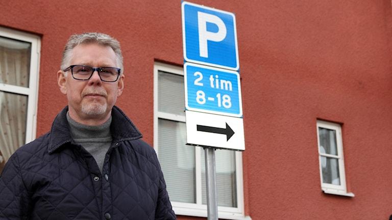 Mats Sylvaner samhällsbyggnadschef i Nässjö kommun