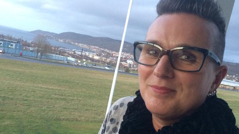 Maria Kojander från Huskvarna fick diagnoser blodcancer för sju år sedan.