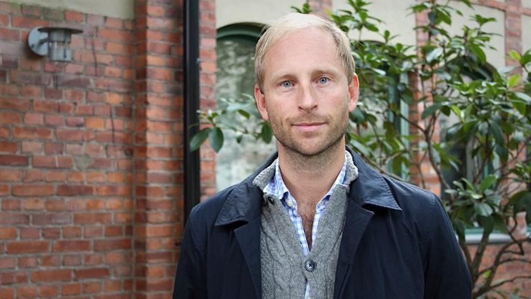 Andreas Friberg.