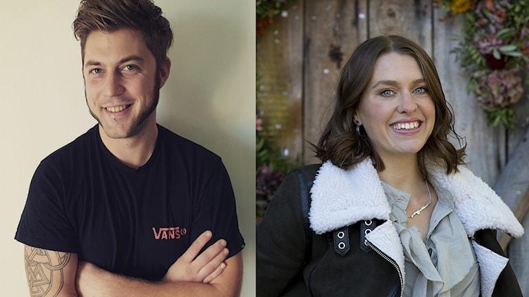 Hannes Haraldsson fick sin Susanna Karlsson till slut i onsdagens avsnitt av Bonde söker fru.