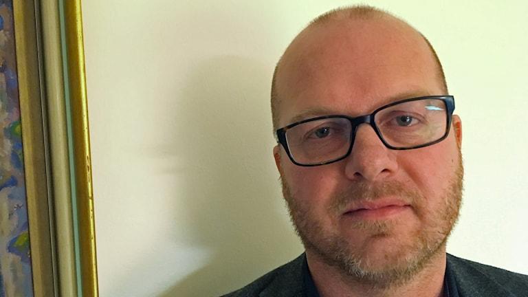 Mikael Fornander, socialchef Aneby.