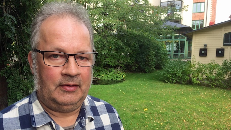 Kristian Aronsson, Sverigedemokraterna.