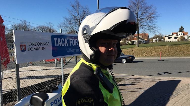 Peter Fransson Trafikpolis