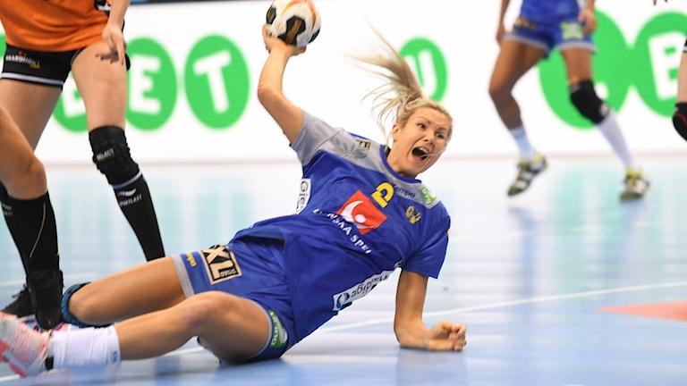 Ulrika Toft Hansen.