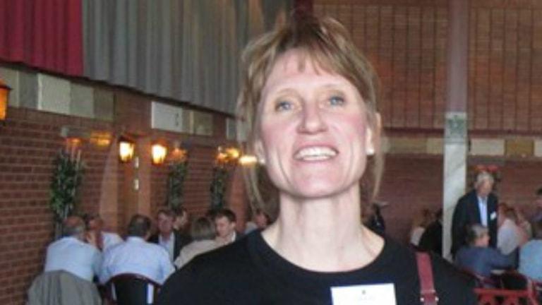 Christina Nordin.