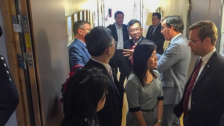 Gan Kim Yong Hälsominister Singapore
