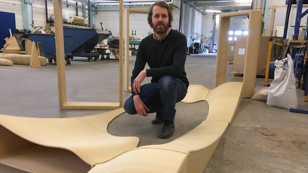 Dan Spegel Utställningsproducent på Värmlands Museum