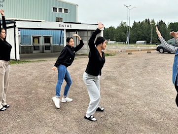 Sommarjobb blir till dansfilm med Grums som kuliss