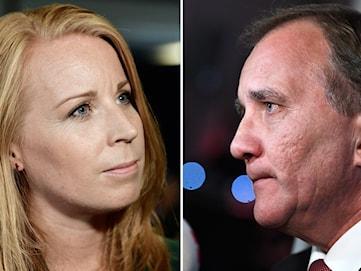 Stefan Löfven och Annie Lööf lägger nytt bud till V: Parterna ska förhandla om hyresfrågan